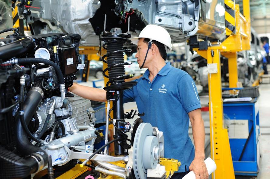 Quý 1/2021, sản xuất công nghiệp tăng 6,5%